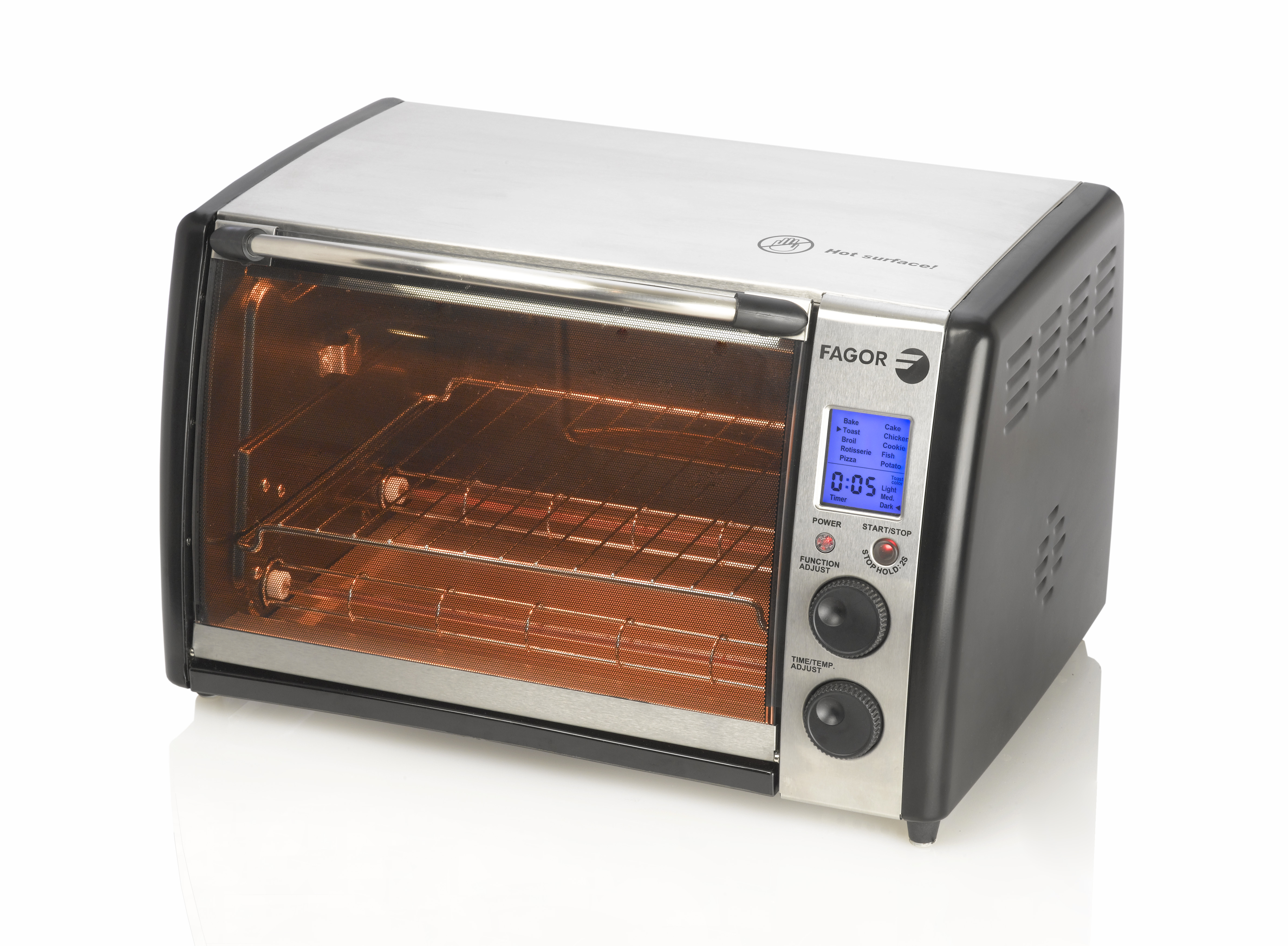 Fagor Dual Technology Digital Toaster Oven Giveaway