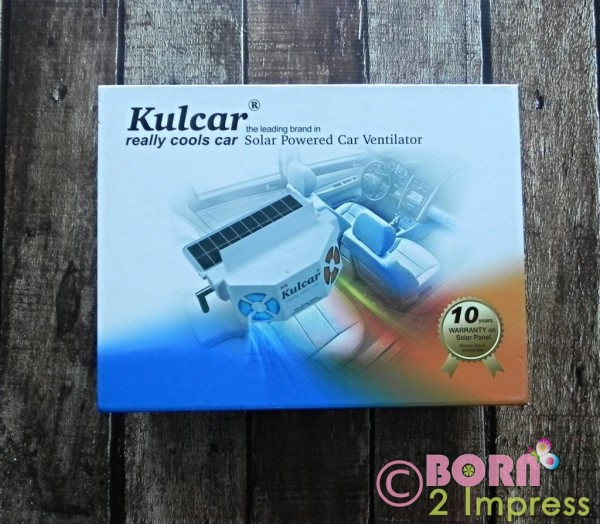 Solar Car Ventilator Review