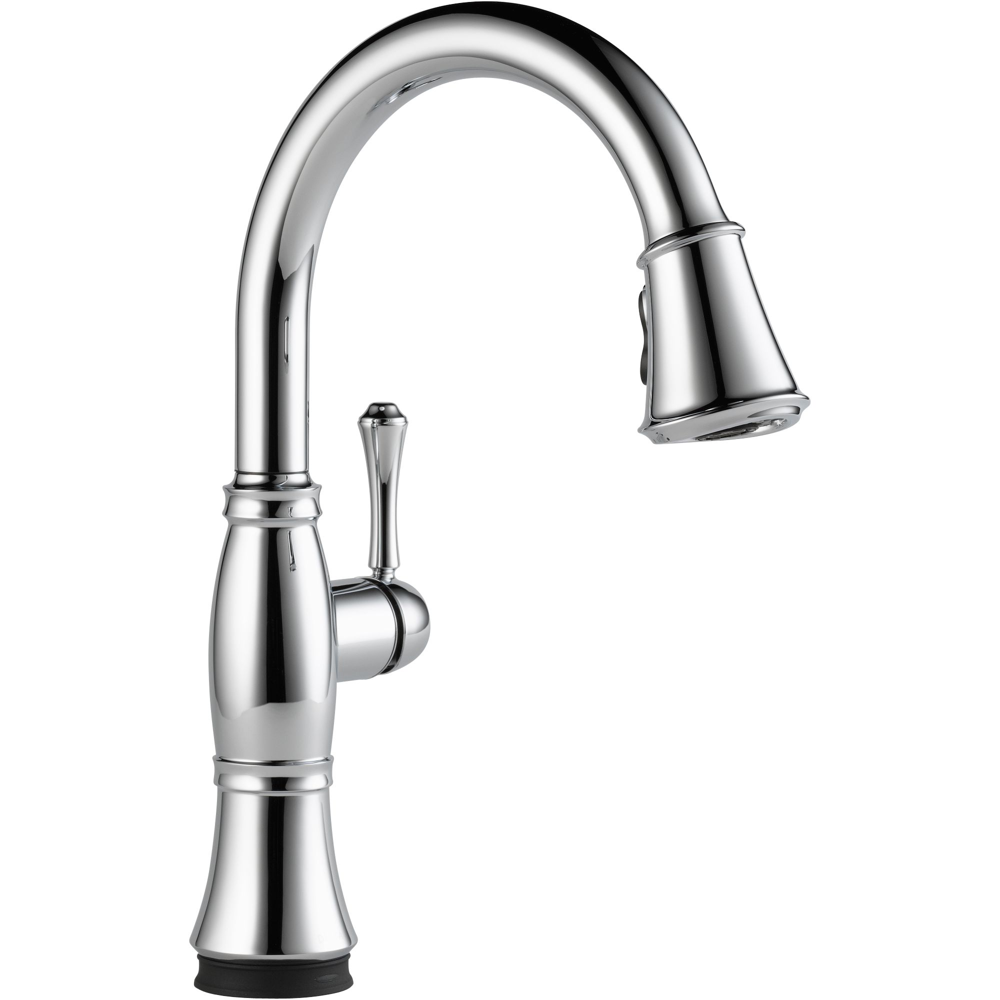 Delta Kitchen Faucets : Pull-Down Kitchen Faucet with Touch2O Technology from Delta Faucet ...